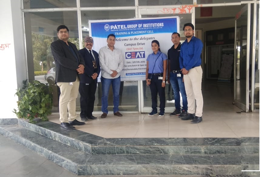 Campus of CEAT tyres ltd